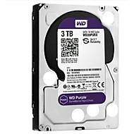 WD 3TB Spațiul de lucru Hard Disk Drive SATA 3.0 (6Gb / s) 64MB ascunzătoareWD30PURX