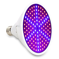 15W E27 LED-drivhuslamper 126 SMD 5730 1200 lm Rød Blå V 1 stk.