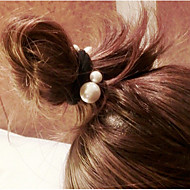 élastiques Accessoires pour cheveux Perle Perruques Accessoires Pour femme