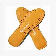 Breathability Insoles & Inserts for PVC Brown