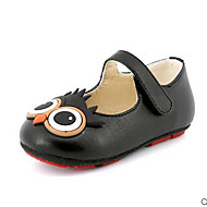 Girl's Loafers & Slip-Ons Comfort PU Casual Black