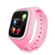ips wifi gps plassering smartur barn armbåndsur sos ringe finder locator tracker anti tapt monitor Smartwatch barna chang farge belte