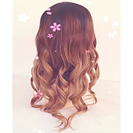 T1B/27 Ombre Brown Curly Hair Wigs Body Wave Curly Brazilian Human Virgin Honey Blonde Wig Cheap Real Full Lace Wigs For Black Woman