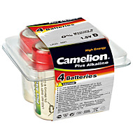Camelion LR20-Pb4 d alkalické 1,5V baterie 4 ks