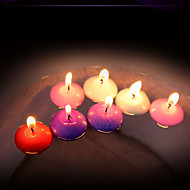 12Pcs Floating Candle Valentine's Day Smokeless Floating Candle Wedding