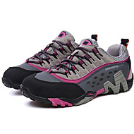 Athletic Shoes Spring Summer Fall Winter Comfort Cowhide Outdoor Office & Career Athletic Casual Work & Safety Blue Purple Hiking