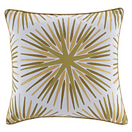 1 pcs Modern Geometric Decorative Cotton Pillow Cover 18*18 Inch