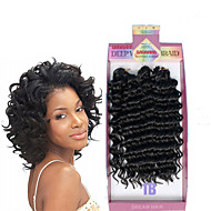 Twist profonde Jumbo Extensions de cheveux Kanekalon Cheveux Tressée