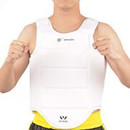 Bokshandschoenen voor Boksen Vechtsport Fitness Taekwondo Ademend Beschermend Vochtdoorlaatbaarheid Oxford Wit