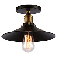 Max 60W Industrial Retro pendant lights Living Room Hallway Entry Garage Home Furnishing decorative Chandelier