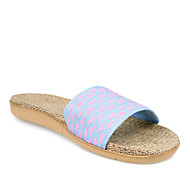 Casual House Slippers Women's Slippers Light Purple