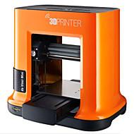 xyzprinting3d Drucker da vinci rot Jazz pro 0.05mm minin Mini 3D-Drucker abs