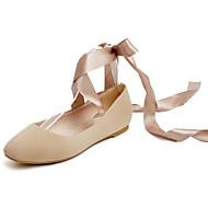 Ravne cipele Proljeće Ljeto Jesen Zima Balerinke Kašmir Aktivnosti u prirodi Ležeran Formalne prilike Ravna potpetica VezanjeCrna Crvena