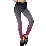 Women's Running Pants/Trousers/Overtrousers Clothing Sets/Suits Breathable Soft Comfortable Spring Fall/Autumn WinterYoga Racing Leisure