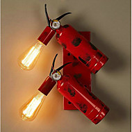 AC 110-130 AC 220-240 40 E26/E27 Traditional/Classic Rustic/Lodge Country Novelty Others Feature for Mini Style,Ambient Light Wall Sconces