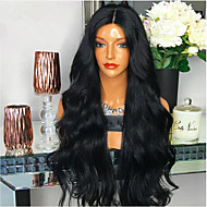 2017 HOT Natural Color Body Wave Lace Front Human Hair Wigs-Glueless 130% Density Brazilian Virgin Remy Wigs with Baby Hair
