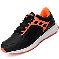 גברי נעלי ספורט סוליות אור בסתיו בקיץ באביב גומי חיצוני טניס כתום שחור / אדום שחור אתלטים