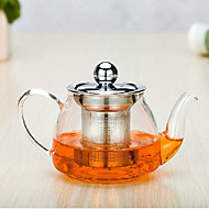 1kpl slap-up ilmakehän perheviihdettä lasi teeastiasto teekannu