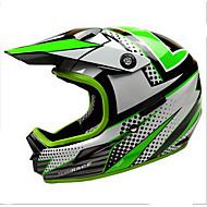 MX-14オートバイのモトクロスヘルメットABS BEONオフロードバイクの自転車防曇抗紫外線セキュリティヘルメットユニセックスファッション