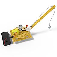 Spielzeuge Für Jungs Entdeckung Spielzeug Sets zum Selbermachen Bildungsspielsachen Gabelstapler Gelb