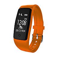 Bracelet yys1smart / montre intelligente / veille / podomètres / moniteur de fréquence cardiaque / réveil / suivi à distance trackerlong
