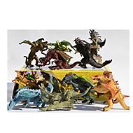Action - Figuren & Plüschtiere Vorführmodell Model & Building Toy Dinosaurier Plastik Regenbogen