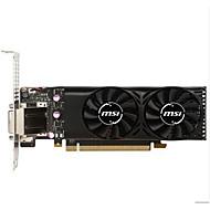 MSI Video Graphics Card GTX1050Ti GTX1050Ti 1392MHz/7008MHz4GB/128 bit GDDR5