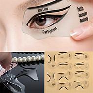 Smokey-Eye Make-Up Beauty Painting Eyeliner Eye Tool Beauty Card 10 OPP Bag