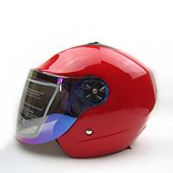 Beon b-220 motorcykel sommer hjelm halv hjelm harley hjelm anti-dug anti-uv sikkerhed hjelm unisex mode