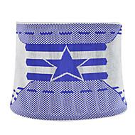 Unissex Faixa Lombar Protecção Futebol Americano Esporte Elastano Azul