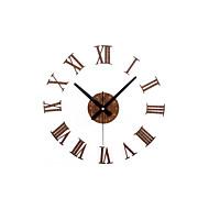 Modern / Contemporary Tradycyjny Przypadkowy Biuro / Biznes Święto Inspirujące Rodzina Znajomi Rysunek Zegar ścienny,Zaokrąglanie Nowość