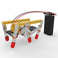 Spielzeuge Für Jungs Entdeckung Spielzeug Sets zum Selbermachen Bildungsspielsachen Roboter Architektur ABS Gelb