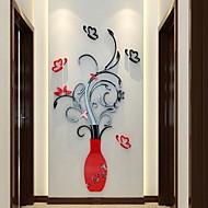 Serbest Duvar Etiketler 3D Duvar Çıkartması Dekoratif Duvar Çıkartmaları,Vinil Malzeme Ev dekorasyonu Duvar Çıkartması