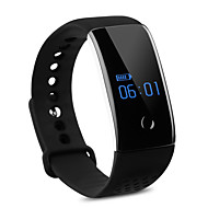 s1 Bluetooth Smart armbånd watch armbånd med hjerterytmen og blod oksygen monitor sport fitness tracker søvn monitor for android iOS