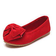 Fille Ballerines Chaussures de Demoiselle d'Honneur Fille Semelles Légères Polyuréthane Printemps EtéMariage Décontracté Habillé Soirée &