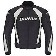 DUHAN ジャケット オールシーズン 防風 オートバイの腎臓ベルト