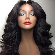 130% צפיפות 8-26 אינץ גוף גל פאות תחרה glueless מלא תחרת פאות שיער בתולה אדם ברזילאית פלומת שיער לנשים שחורות לשרוך פאות