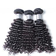 υψηλής ποιότητας περουβιανή τρίχα βαθιά κύμα, κορυφαίας ποιότητας περουβιανή βαθιά σγουρά κυματιστά μαλλιά