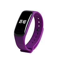 yym8 pulseira inteligente / relógio inteligente de pressão / sangue / oxigénio coração de fitness taxa pulseira de esportes de saúde