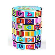 Spielzeugrechenbrett Zylinderförmig