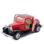 プルバック式乗り物おもちゃ プラモデル&組み立ておもちゃ 車載 メタル