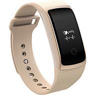 yyao9 smart armbånd / smartur / vanntett pulsmåler smartur armbånd skritteller fit ios Andriod app
