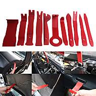 ziqiao 11db / szett auto autórádió panel ajtó klip panel trim kötőjel audio eltávolítása telepítő feszítse javító eszköz meghatározott