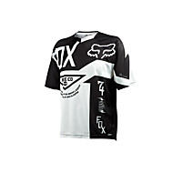 FOX Motorcycle clothes short-sleeved sunscreen breathable moisture perspiration quick-drying clothes T-shirt summer