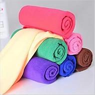 Toalha de LavarSólido Alta qualidade 100% Micro Fibra Toalha