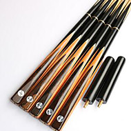 Cue Cue Sticks & Accessories Snooker Pool Case Included Ash