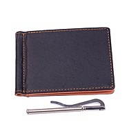 Men Fashion Wallet PU Casual Office & Career Shopping