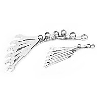 Sheffield klíč 12 kusů leštěné dvojí použití pull s025027 auto opravy nářadí