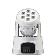 LED-Floodlights Magic LED Light Ball Party Disco Club DJ Toon Lumiere LED Crystal Light Laser Projector 80W - 50-60 - Automatische strobe