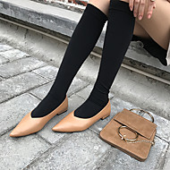 Women's Heels Summer T-Strap Rubber Casual